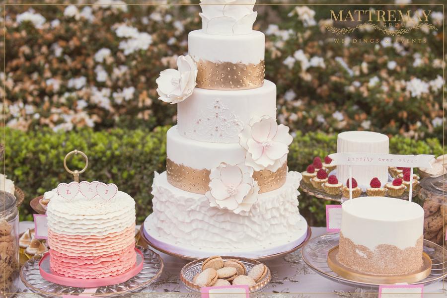 Słodkości na weselu - tort weselny i inne alternatywy