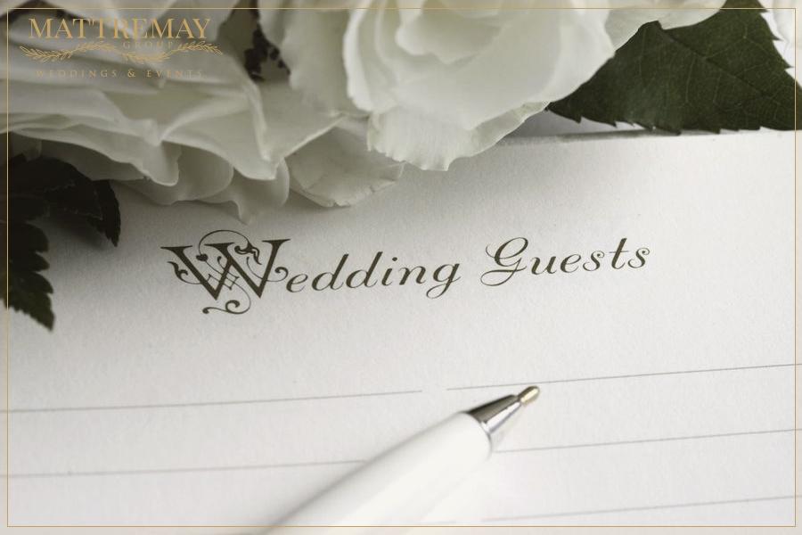 Tworzymy listę gości weselnych