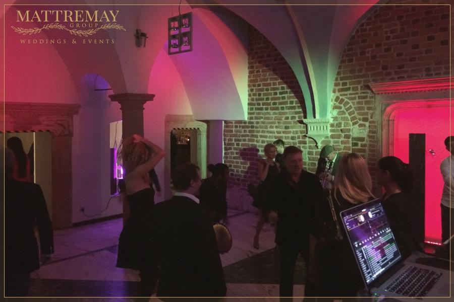 Impreza prywatna @ Restauracja pod Różą i Hotel Stary Kraków (08.11.2014)
