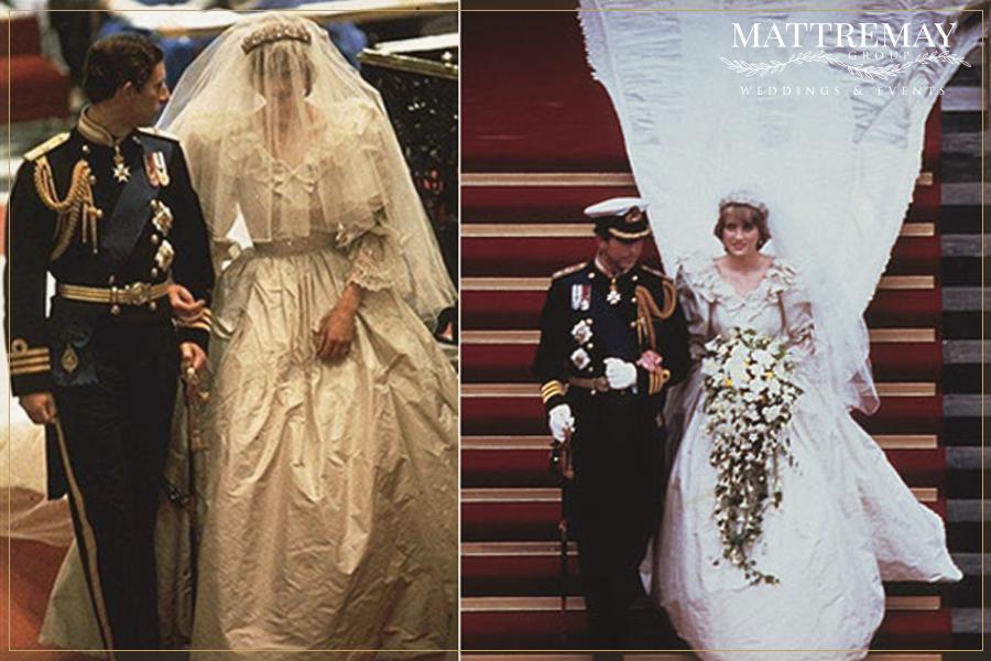 5 najpiękniejszych sukien ślubnych wszechczasów