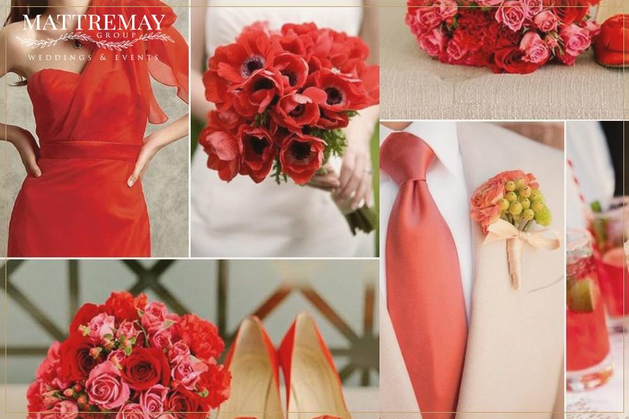 WIOSNA 2016 - najmodniejsze kolory na ślub i wesele