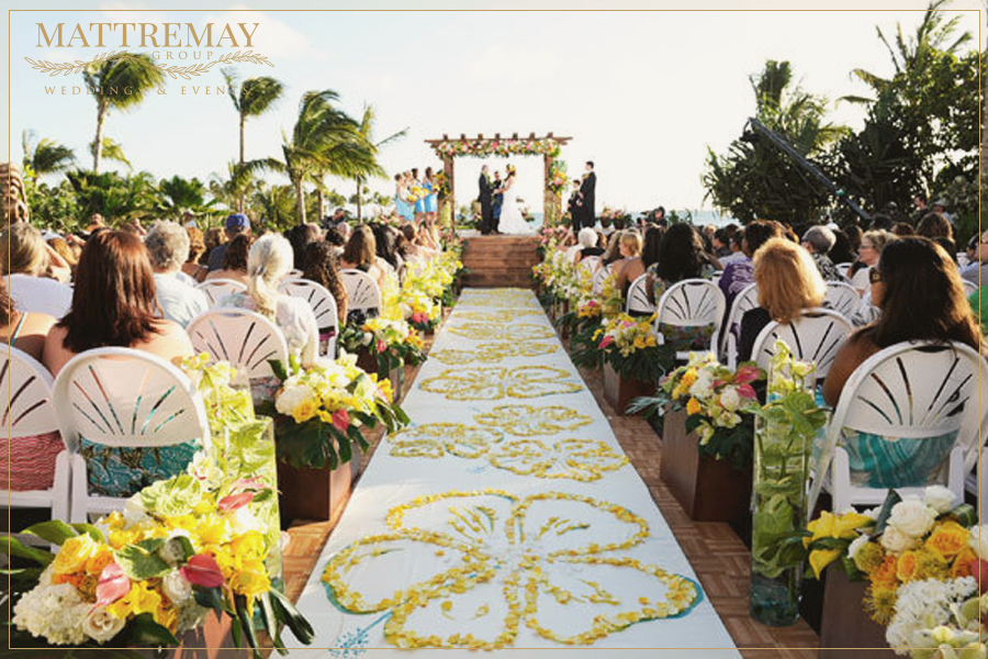 Ślub w lecie