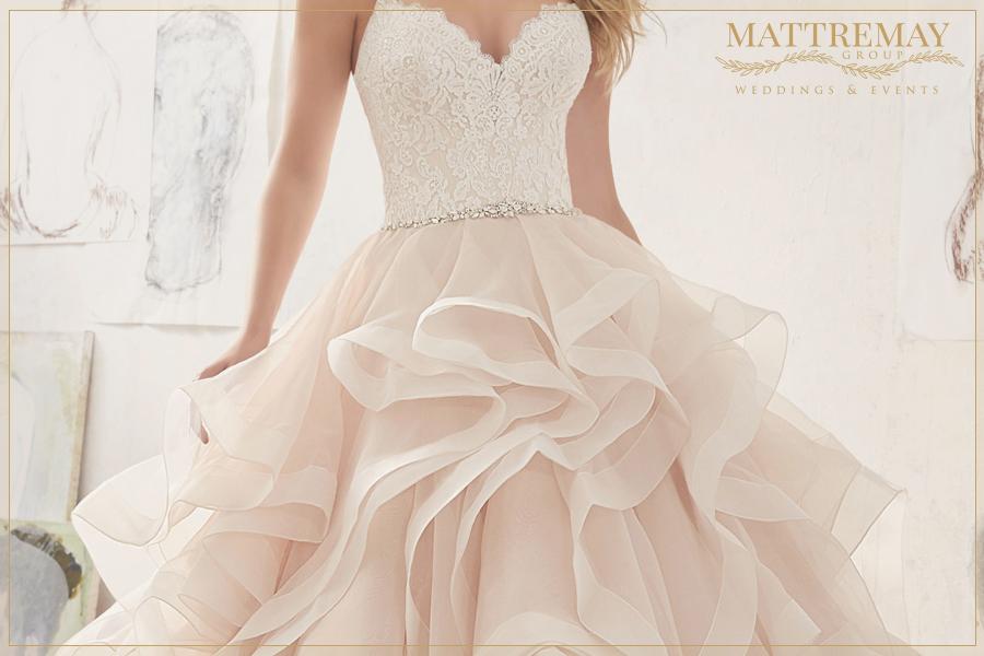 O czym musisz pamiętać wybierając suknię ślubną?