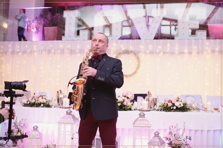 Saksofonista na Twoim Weselu!