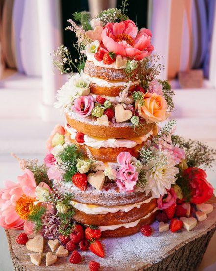 wiosna tort